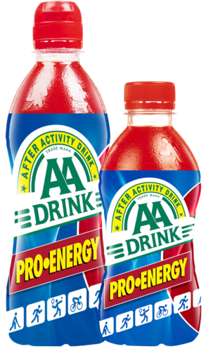 AA drink PRO-ENERGY 33cl